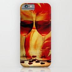Red wine Slim Case iPhone 6s
