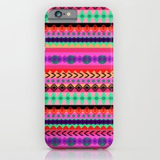 Tribal Stripe Slim Case iPhone 6s