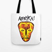 Afryka! Tote Bag