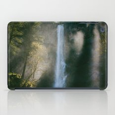 Enchanted Forest Waterfall iPad Case
