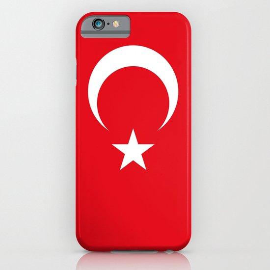 Flag of Turkey iPhone & iPod Case