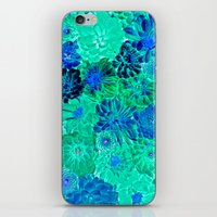 Wall Flowers iPhone & iPod Skin