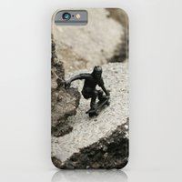 iPhone & iPod Case featuring DIKKI - StreetPark series one by David is Creative
