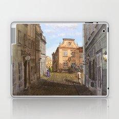 Nostalgia in Vienna Laptop & iPad Skin