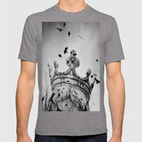 The Spell Mens Fitted Tee Tri-Grey SMALL