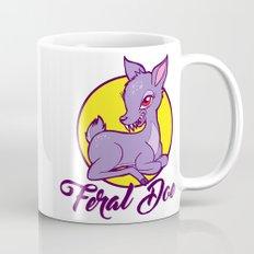 My Feral Doe Logo Mug