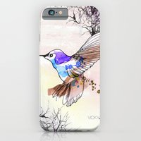 Humming Bird iPhone 6 Slim Case