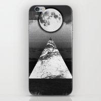 Upper Mind iPhone & iPod Skin