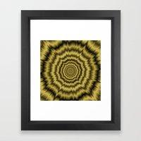 Eye Boggling Explosion I… Framed Art Print