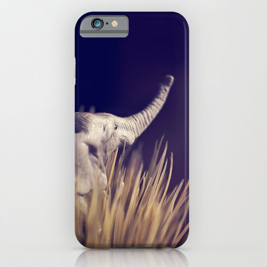 an uncertain future iPhone & iPod Case