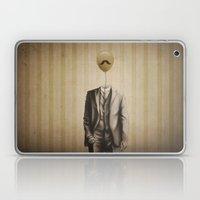 Mr. Whiskers Laptop & iPad Skin