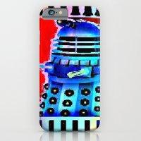 Dalek; Doctor Who; Exterminate iPhone 6 Slim Case
