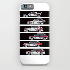 Lancia Martini Rally Cars iPhone 6 Slim Case