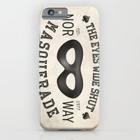 iPhone & iPod Case featuring the eyes wide shut by IMDCHK