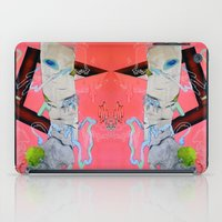 either ether effect iPad Case