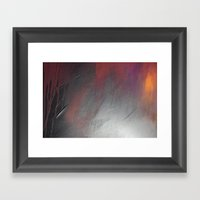 Slash'detail Framed Art Print