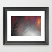 Slash'detail Framed Art Print