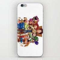 ToyStory iPhone & iPod Skin