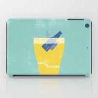 Save the Ales iPad Case