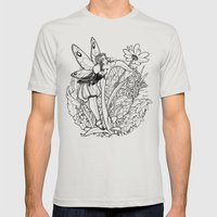 Soñadora Mens Fitted Tee Silver SMALL