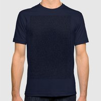 1000 Imaginary Friends A… Mens Fitted Tee Navy SMALL