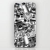 Tool iPhone & iPod Skin