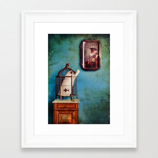 Ambroise Framed Art Print