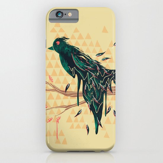 Fading Beauty iPhone & iPod Case