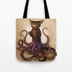 Octopussy Tote Bag