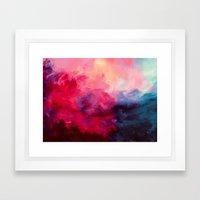 Reassurance Framed Art Print