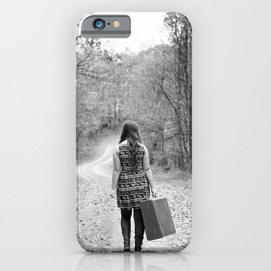 Autumn Flight iPhone & iPod Case