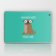 The Pugly Truth Laptop & iPad Skin