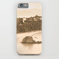 iPhone & iPod Case featuring older times by Regal Definition
