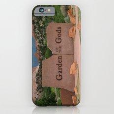 Garden of the Gods - Colorado iPhone 6 Slim Case