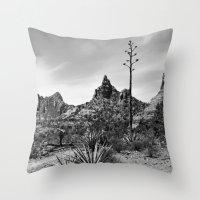 Soldier's Pass, Sedona Arizona Throw Pillow