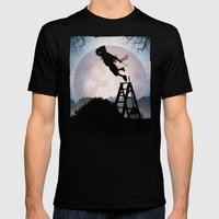 Ezio Kid Mens Fitted Tee Black SMALL