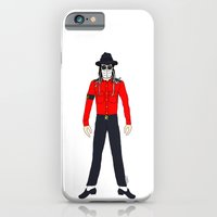 Surgical Mask - Jackson Michael iPhone 6 Slim Case