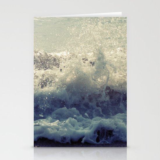 wave Stationery Card