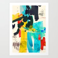 Lonely Water Art Print