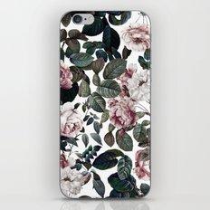 Vintage garden iPhone & iPod Skin