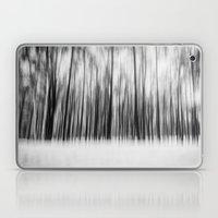 Trees | Black And White Laptop & iPad Skin