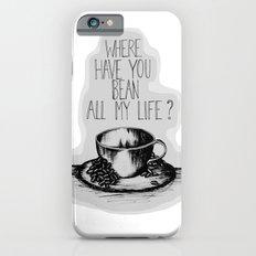 Long Lost Coffee Slim Case iPhone 6s