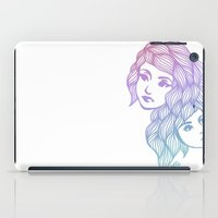 Two Heads Are Better Tha… iPad Case