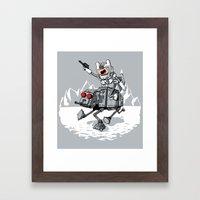 All Terrain Adventure Tr… Framed Art Print