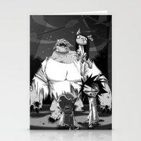 Zombikats Stationery Cards