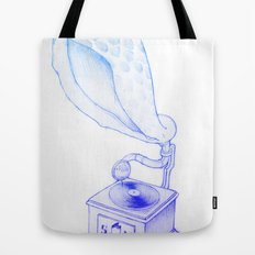 Sounds from Nature Tote Bag
