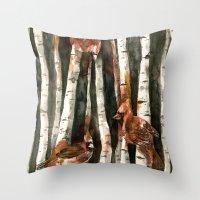 Cardinal Collection Throw Pillow