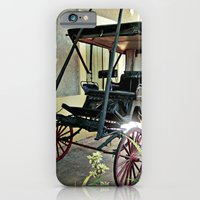 iPhone & iPod Case featuring Old Puertorrican carreta by Ricardo Patino