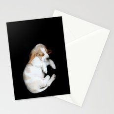 Basset Hound Puppy Stationery Cards
