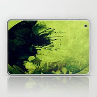 Circle Of Flowers II Laptop & iPad Skin
